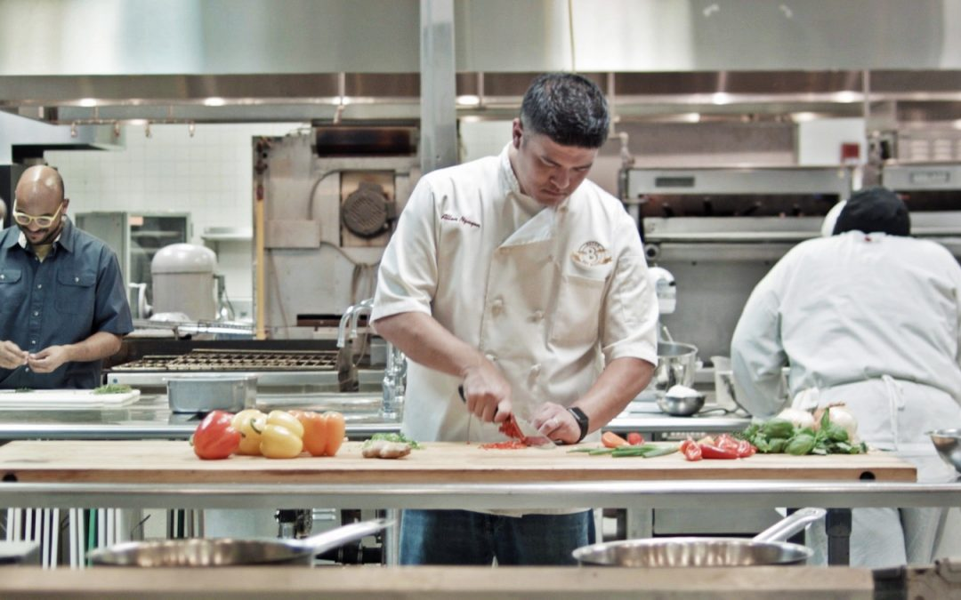 Chef and Head Cook