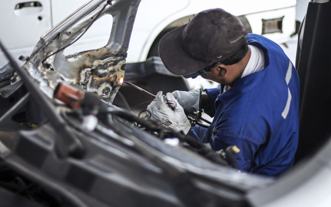 Collision and Auto Body Repair Tech